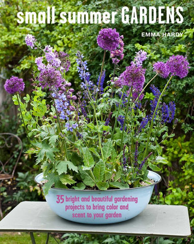 Small Summer Gardens  by Emma Hardy (Contribution by) - 9781782495505