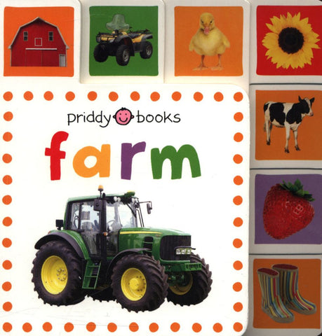 Farm  by Roger Priddy - 9781783417513