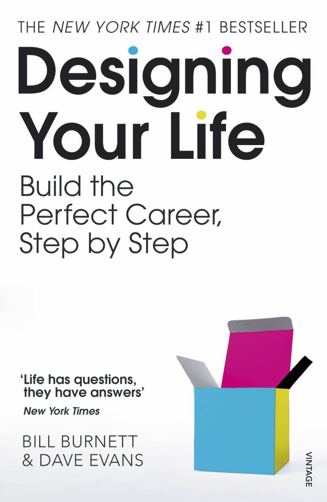 Designing Your Life  by Bill Burnett - 9781784701178
