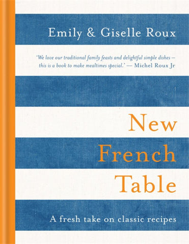 New French Table  by Emily Roux - 9781784722210
