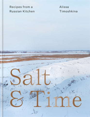 Salt and Time  by Alissa Timoshkina - 9781784725389