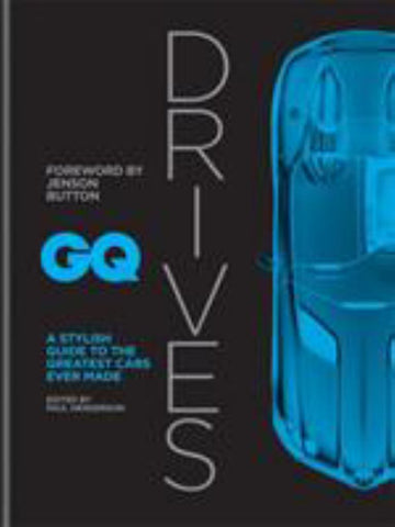 GQ Drives  by Mitchell Beazley - 9781784725990