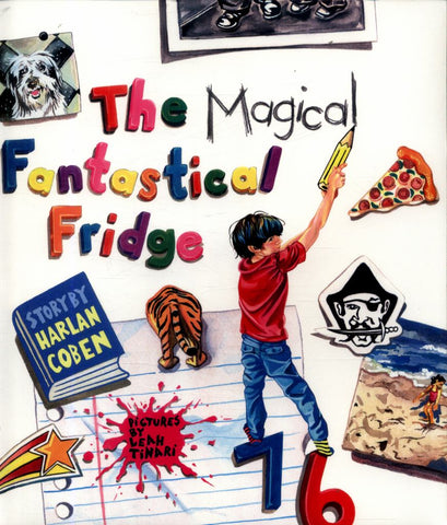 The Magical Fantastical Fridge  by Harlan Coben - 9781784753351
