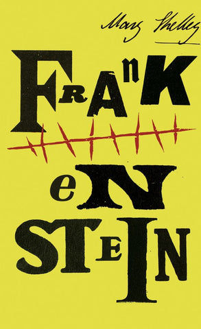 Frankenstein  by Mary Shelley - 9781784874414