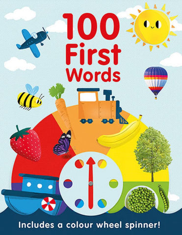100 First Words  by Carly Madden - 9781784934828