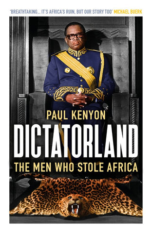 Dictatorland  by Paul Kenyon - 9781784972141