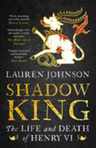 Shadow King  by Lauren Johnson - 9781784979645