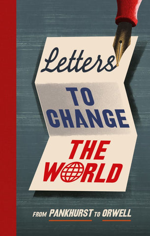 Letters to Change the World  by Travis Elborough - 9781785039478