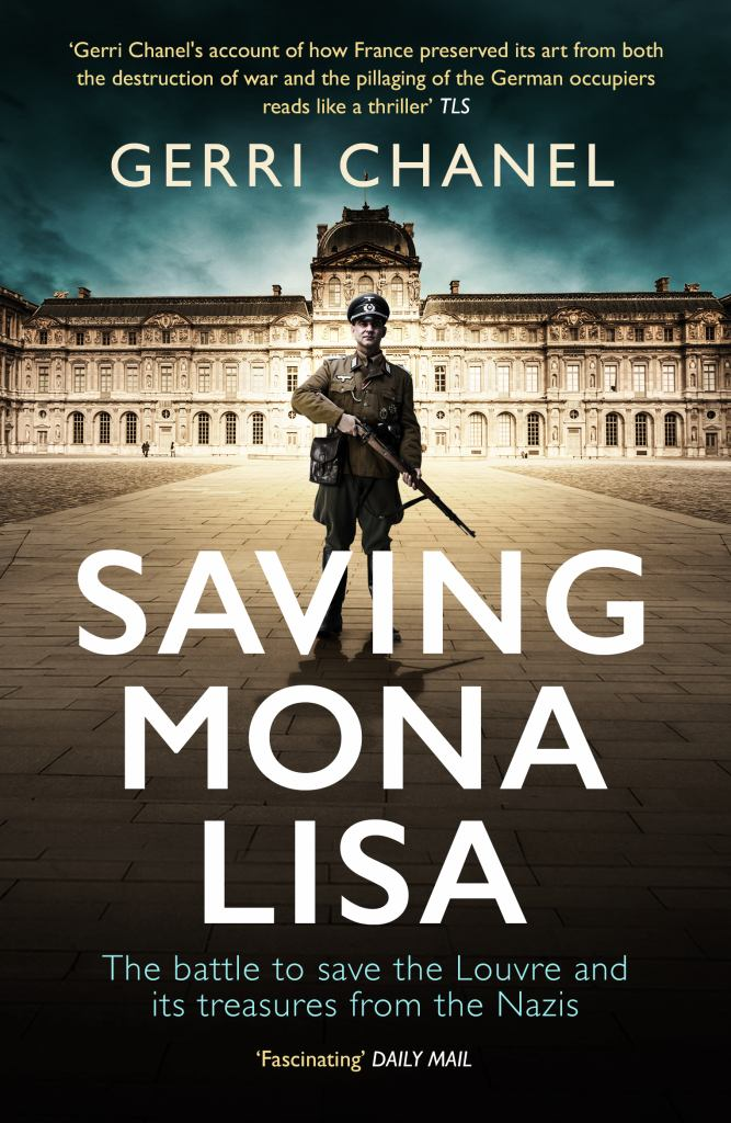 Saving Mona Lisa  by Gerri Chanel - 9781785785498