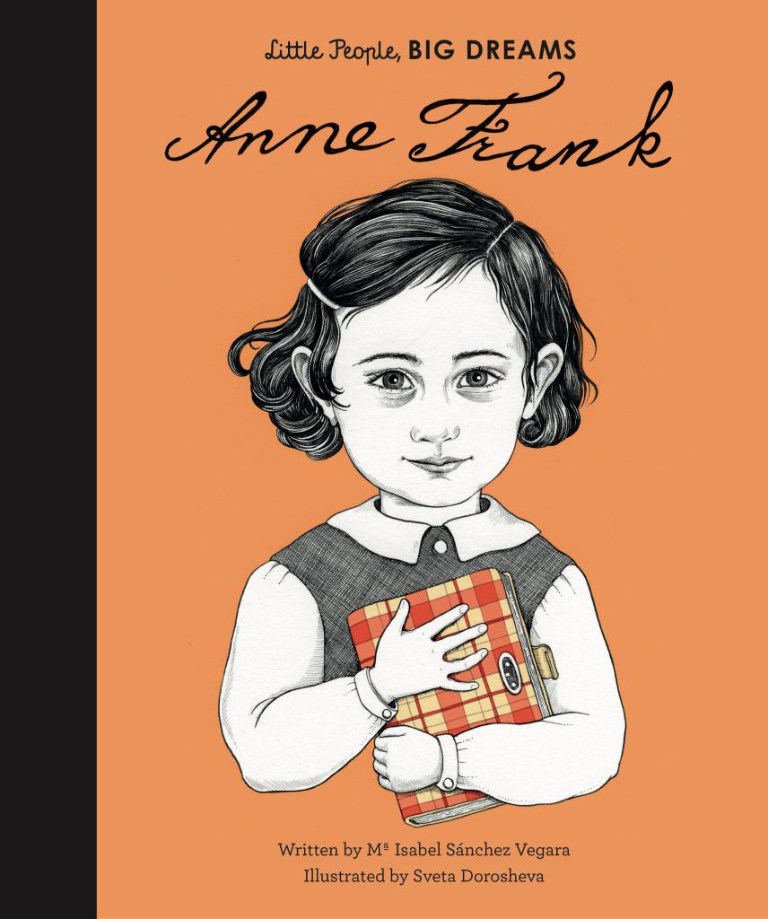 Anne Frank  by Isabel Sanchez Vegara - 9781786032928
