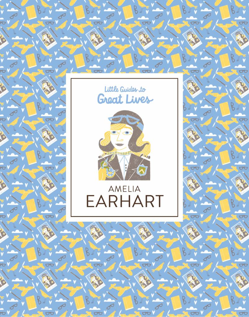 Amelia Earhart  by Dalia Adillon (Illustrator) - 9781786271594