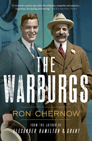 The Warburgs  by Ron Chernow - 9781786690074
