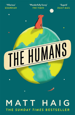 The Humans  by Matt Haig - 9781786894663