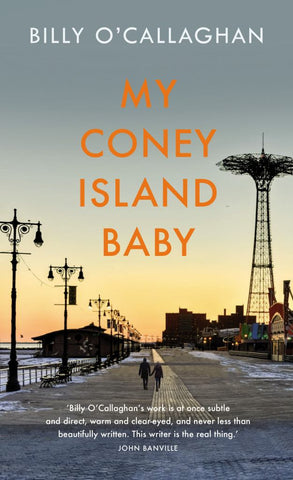 My Coney Island Baby  by Billy O'Callaghan - 9781787331341