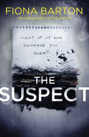 The Suspect  by Fiona Barton - 9781787630239