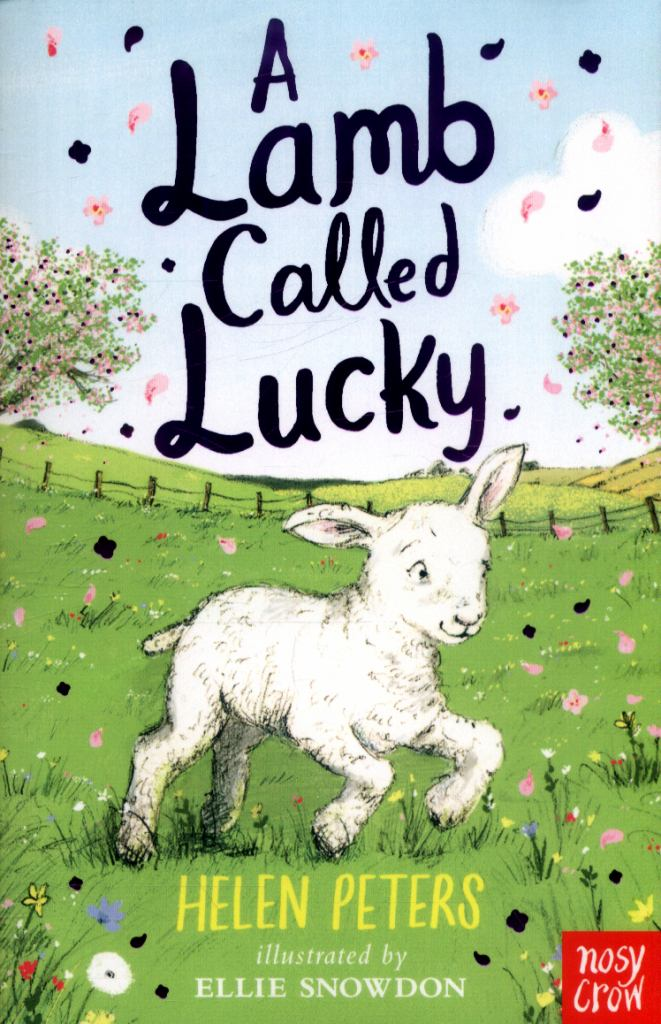 A Lamb Called Lucky  by Helen Peters - 9781788000246