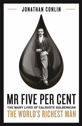 Mr Five per Cent  by Jonathan Conlin - 9781788160421