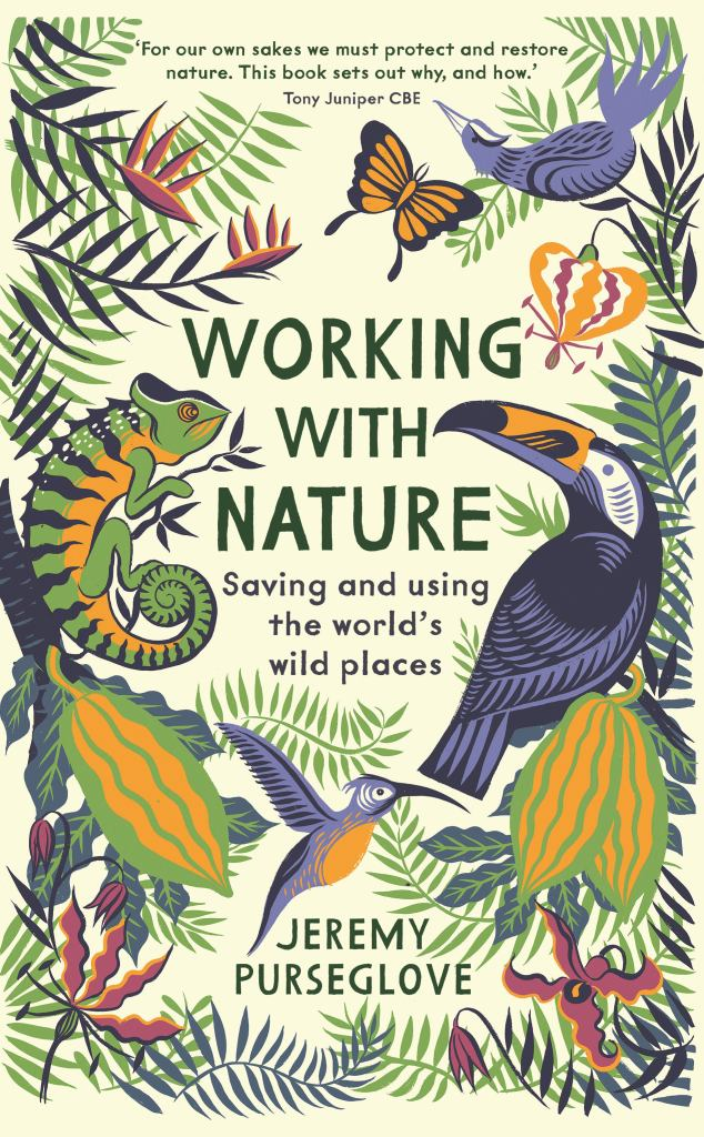 Working with Nature  by Jeremy Purseglove - 9781788161596