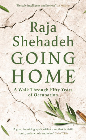 Going Home  by Raja Shehadeh - 9781788163064