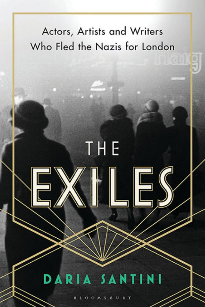 The Exiles  by Daria Santini - 9781788316903