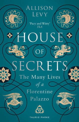 House of Secrets  by Allison Levy - 9781788317559