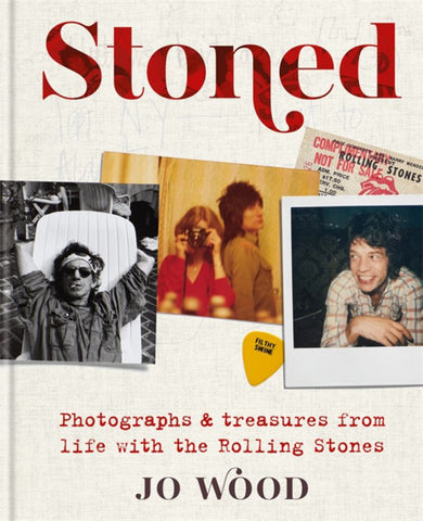 Stoned  by Jo Wood - 9781788401494