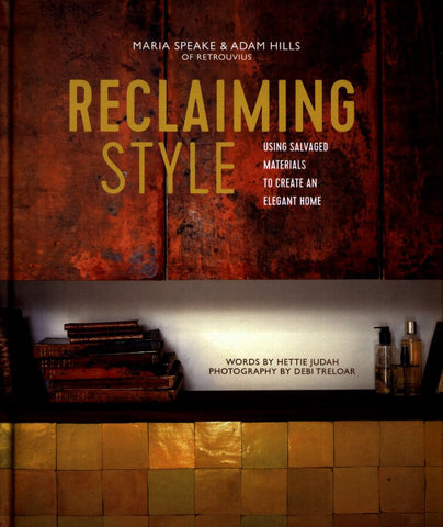 Reclaiming Style  by Maria Speake - 9781788790710