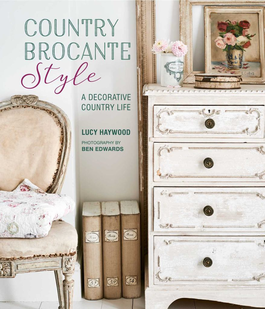 Country Brocante Style  by Lucy Haywood - 9781788790789