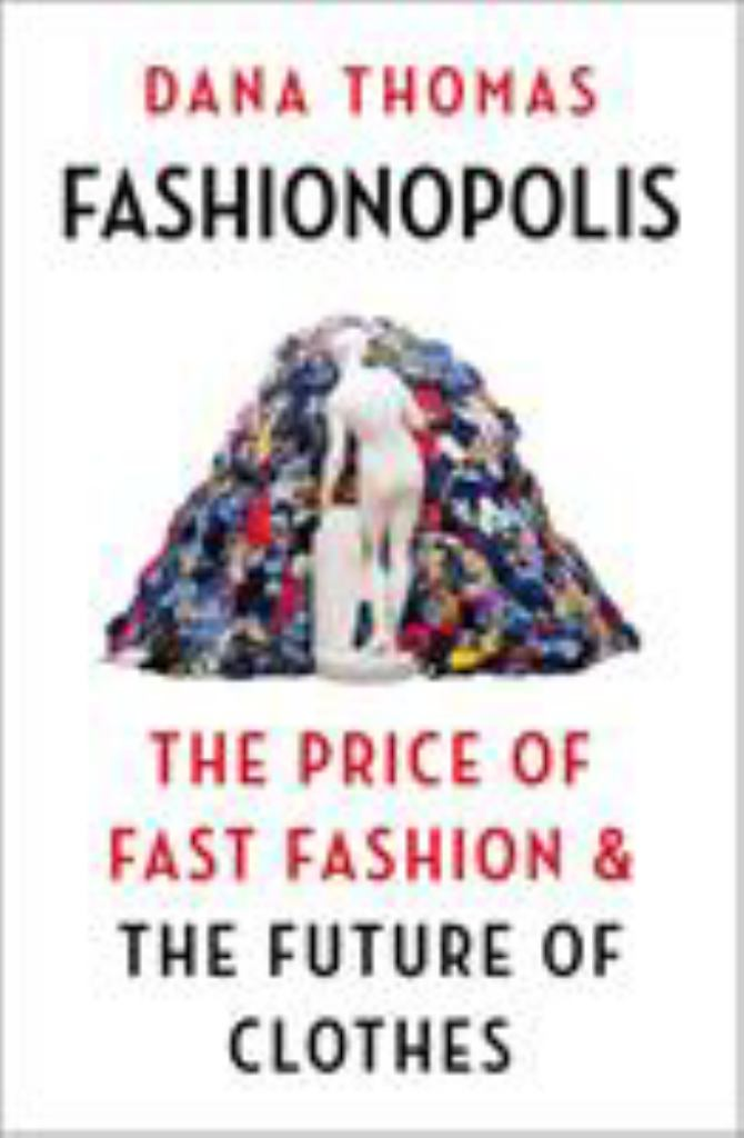 Fashionopolis  by Dana Thomas - 9781789546071
