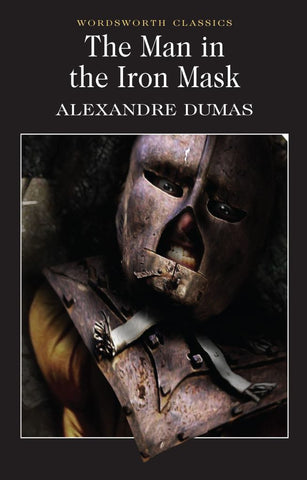 The Man in the Iron Mask  by Alexandre Dumas - 9781840224351