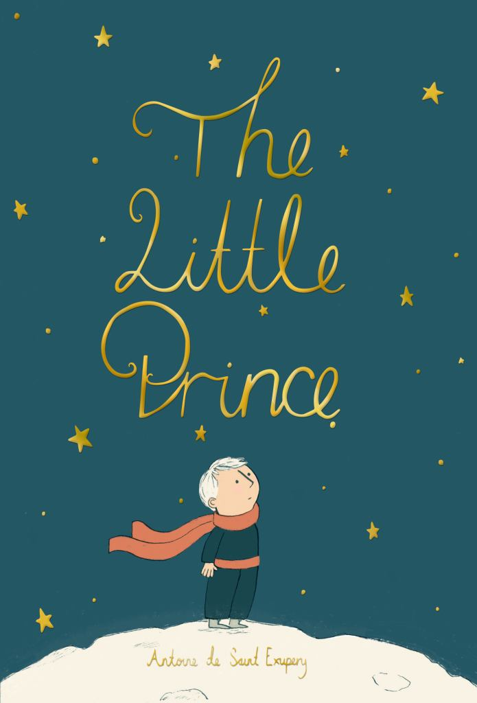Little Prince  by Antoine De Saint-Exupéry - 9781840227864