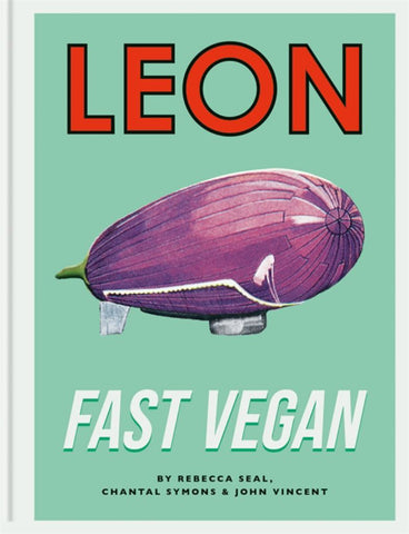 Leon Fast Vegan  by Jane Baxter - 9781840917192