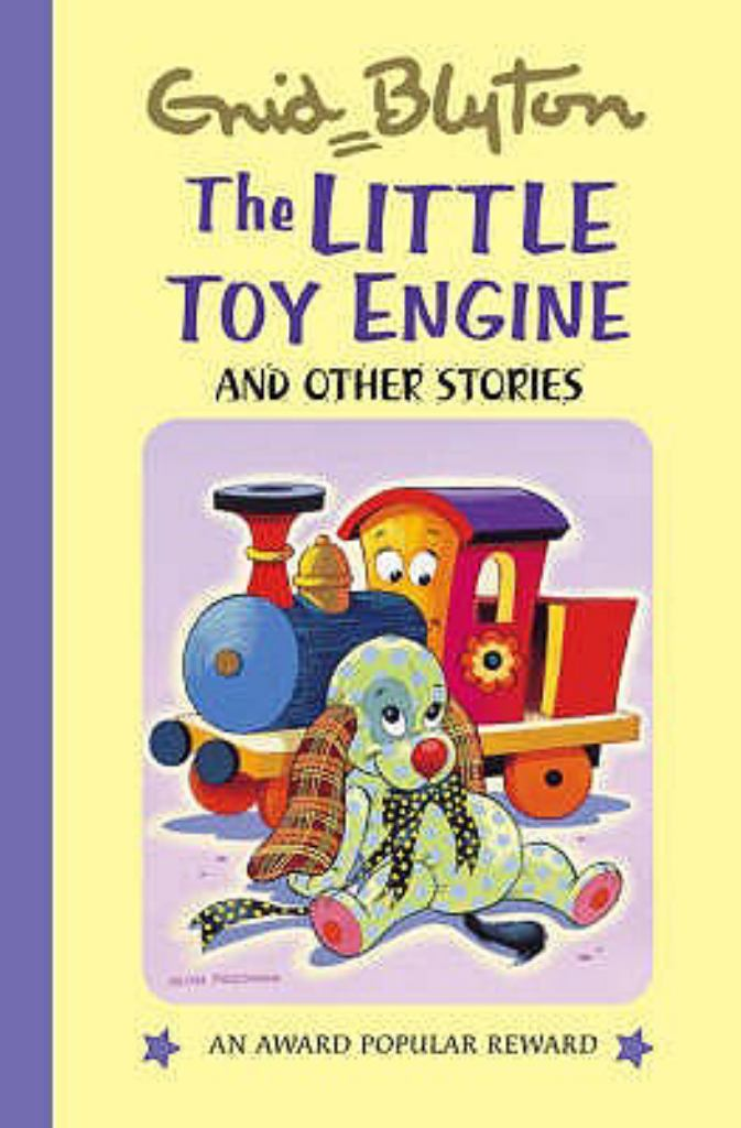 The Little Toy Engine  by Enid Blyton - 9781841354606