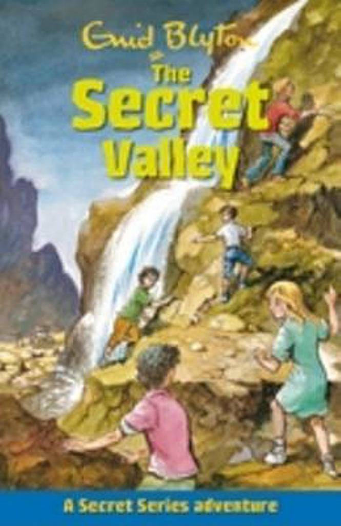 The Secret Valley  by Enid Blyton - 9781841356785