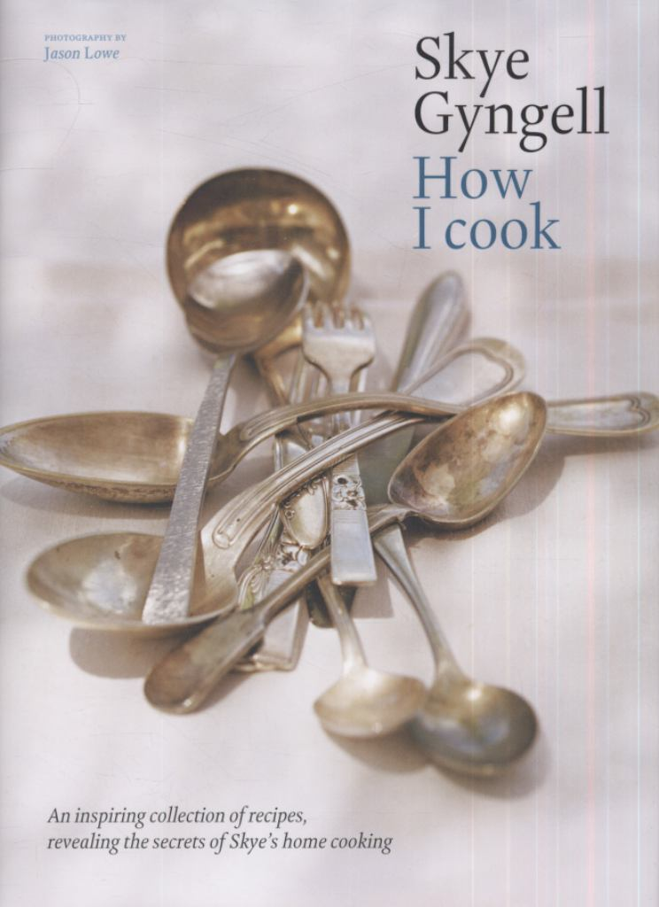 How I Cook  by Skye Gyngell - 9781844008506