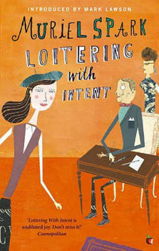 Loitering with Intent  by Muriel Spark - 9781844082483