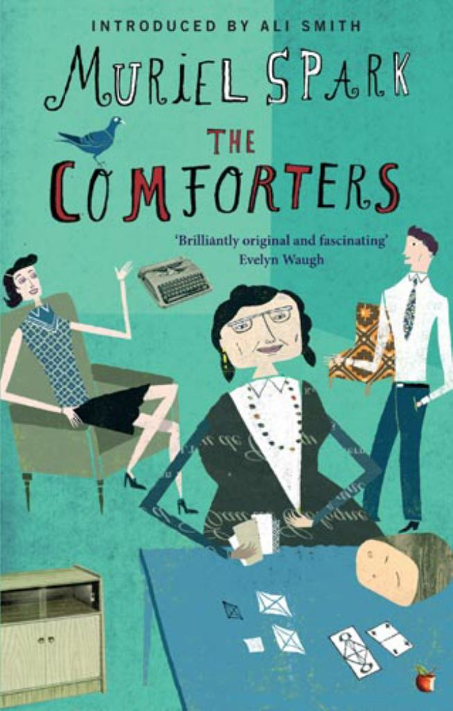 The Comforters  by Muriel Spark - 9781844085538