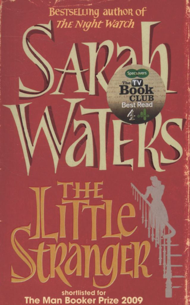 The Little Stranger  by Sarah Waters - 9781844086061
