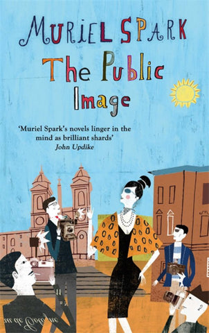 The Public Image  by Muriel Spark - 9781844089673