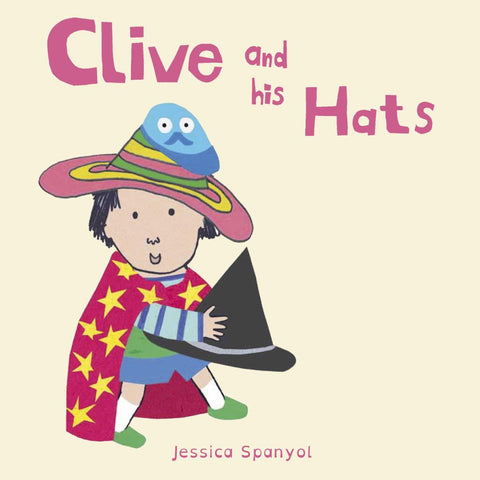 Clive and His Hats