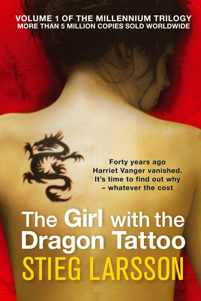 The Girl with the Dragon Tattoo  by Stieg Larsson - 9781847245458