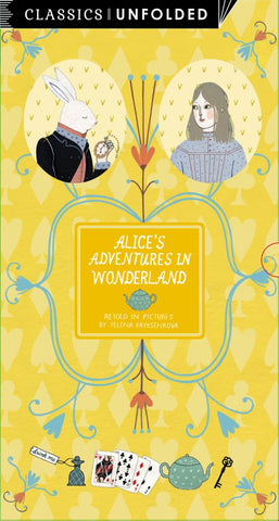 Alice in Wonderland  by Lewis Carroll - 9781847806796