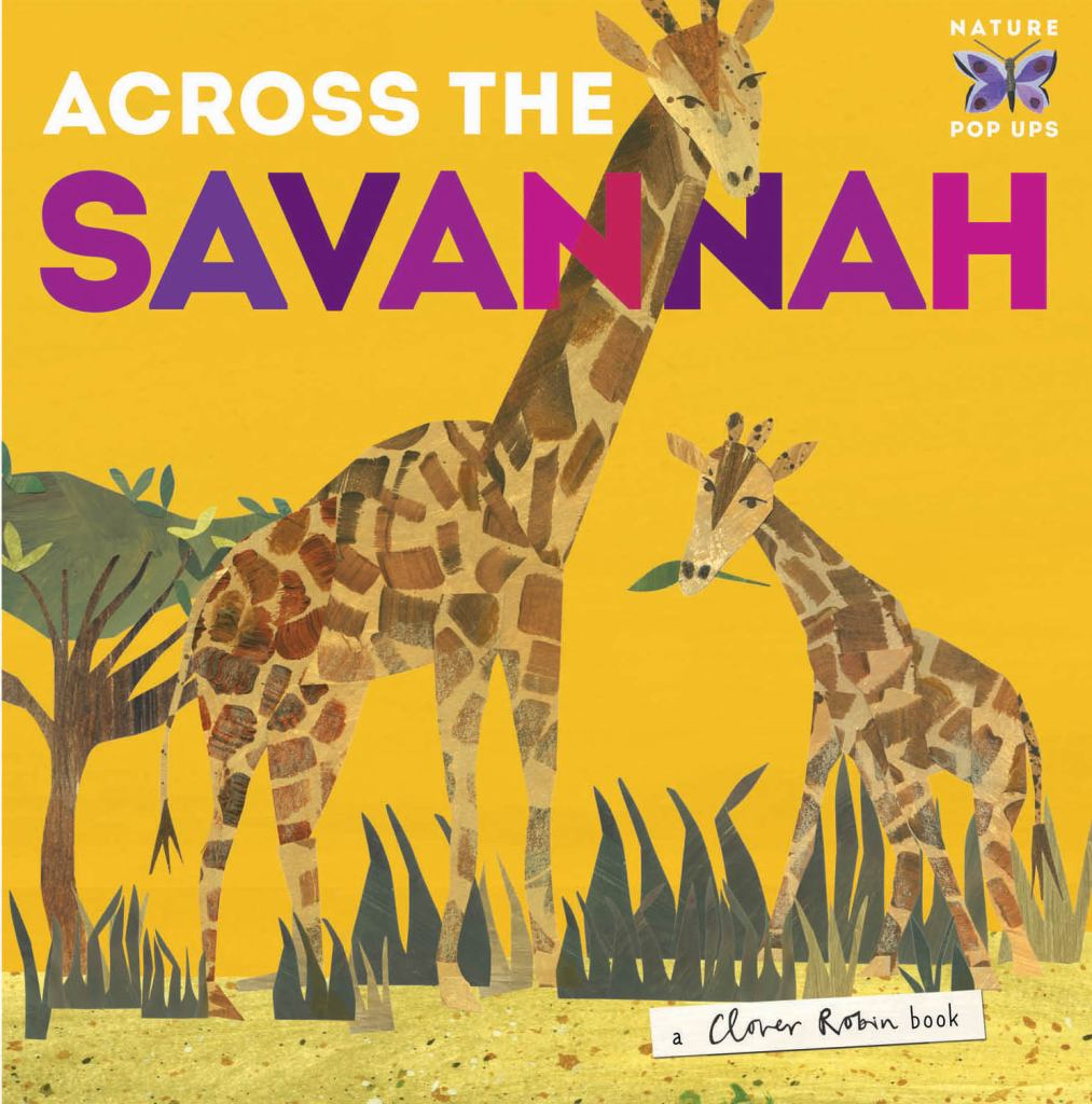 Across the Savannah  by Libby Walden - 9781848577237