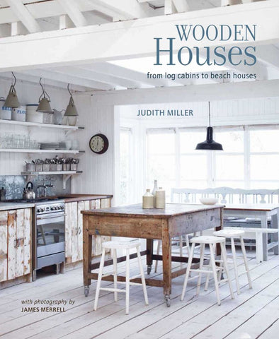 Wooden Houses  by Judith Miller - 9781849758017