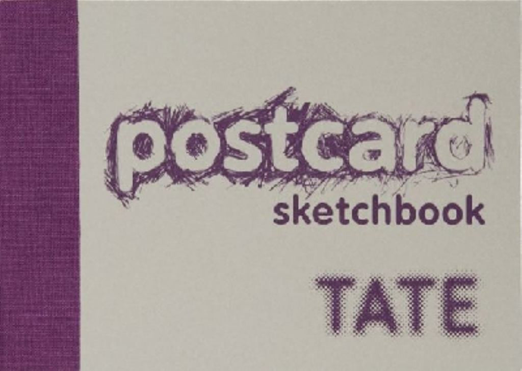 Postcard Sketchbook  - 9781849761970