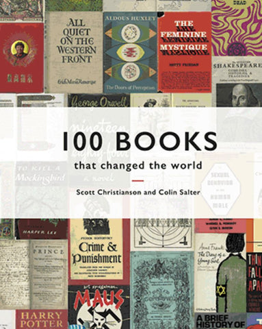 100 Books That Changed the World  by Scott Christianson - 9781849944519