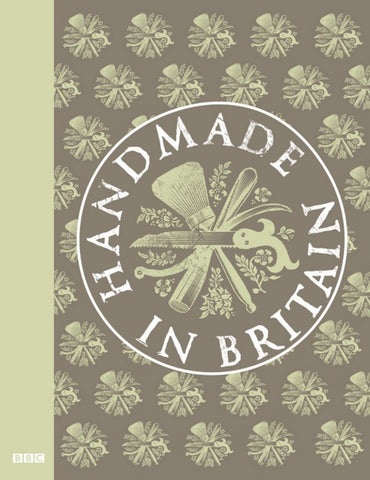 Handmade in Britain  by Joanna Norman - 9781851777082