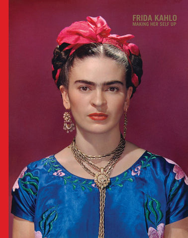 Frida Kahlo's Wardrobe  by Claire Wilcox (Editor) - 9781851779604