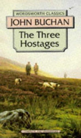 The Three Hostages  by John Buchan - 9781853262524