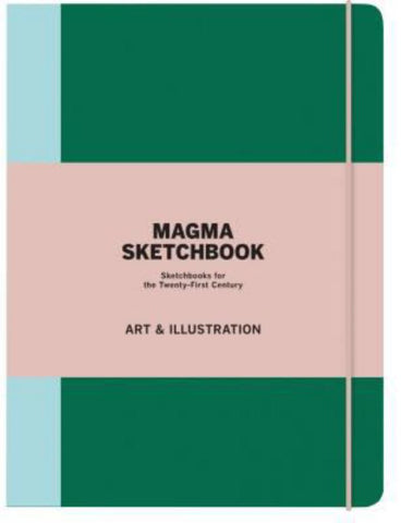 Magma Sketchbook: Art and Illustration  by Laurence King Publishing Limited Staff - 9781856699242